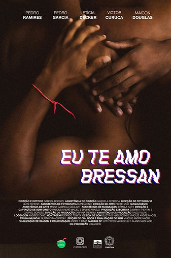 Pôster - Eu Te Amo, Bressan