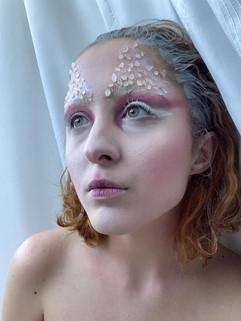 Maquiagem Rainha do Inverno