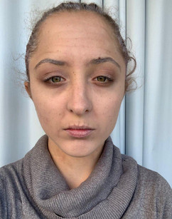 Maquiagem Velha