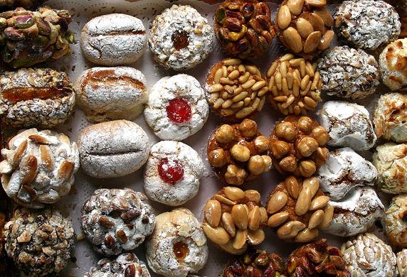 Dolci Siciliani e Paste di Mandorla