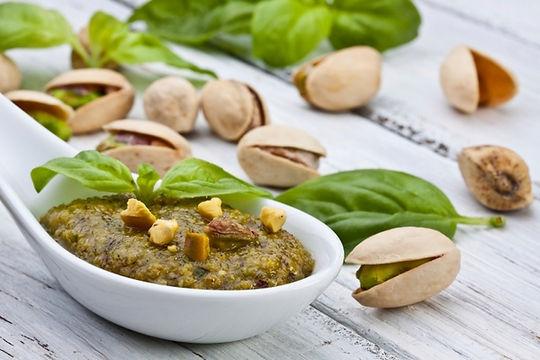 Pesti Siciliani, Pesto Pistacchio, Pesto di Mandorla