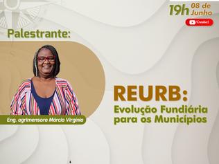 Palestra sobre REURB marca comemorações ao Dia do Agrimensor