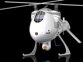 Drone 'espião' brasileiro pode prevenir situações de perigo
