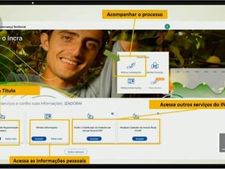 Incra lança Plataforma de Governança Territorial