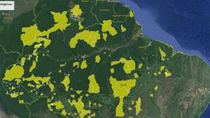 Sigef: Liminar obriga Funai a incluir limites de terras indígenas em nove municípios de Rondônia