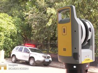Polícia de SP usa laser scanner para elaboração de laudos virtuais e solucionar 200 casos