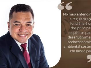REGULARIZAÇÃO FUNDIÁRIA E ATUAL CENÁRIO NO PAÍS