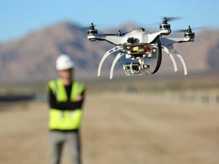Aplicativo facilita aluguel de drone para empresas