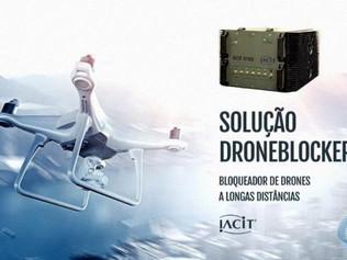 IACIT participa do Amazonlog com tecnologia de bloqueio de drones
