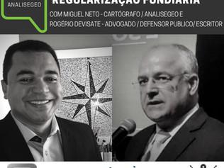 Live AnáliseGeo: PL 2366/2020: Proposta para a Regularização Fundiária