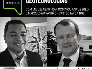 Live AnáliseGeo: Perspectivas para as Geotecnologias