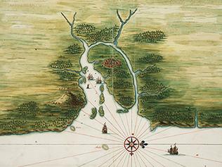 Mapas do Spirito Sancto: a cartografia como história e arte