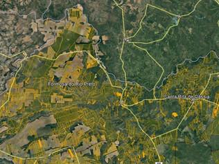 Georreferenciamento apoia inventário de municípios baianos
