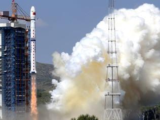 Novo satélite de sensoriamento remoto da Terra entra em serviço na China