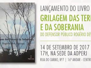 """Livro: """"Grilagem das Terras e da Soberania"""""""