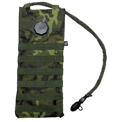 MFH - Drinkzak Molle - 2,5 Liter - M95 CZ Camouflage