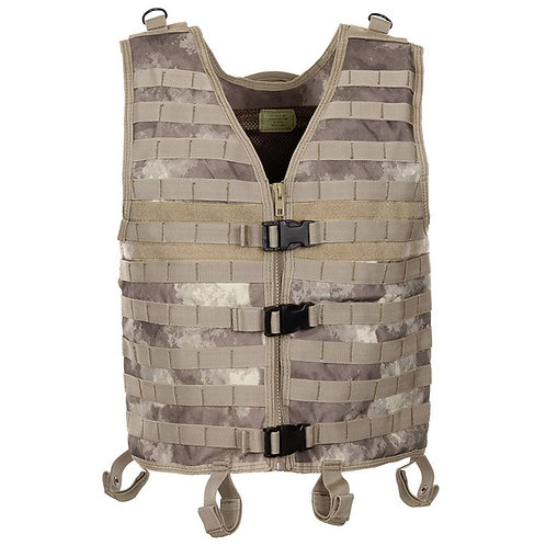 MFH - MOLLE Light - Tachtisch Vest - HDT Camouflage