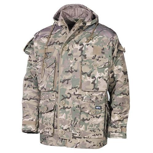MFH - U.S. Smock Veldjas - Ripstop - Operation Camouflage