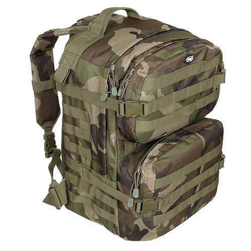 MFH - Assualt II - 40 Ltr. - Woodland Camouflage