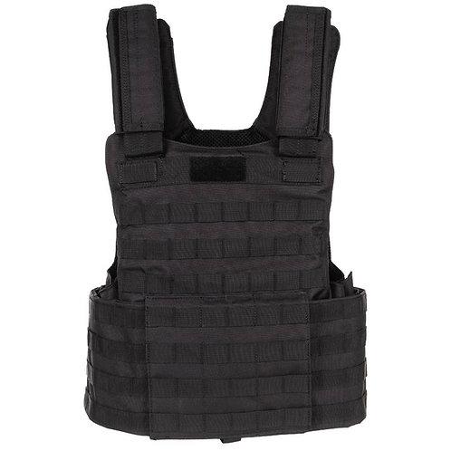"""MFH - Tactical Vest """"MOLLE II"""" - Zwart"""