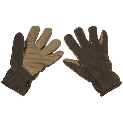 MFH - Alpen Handschoenen - Fleece -Groen