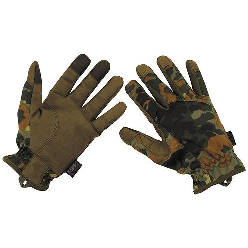 MFH - Handschoenen Lichtgewicht - Bundeswher Camouflage