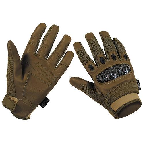 "MFH - Tactical ""Mission"" Handschoenen - Coyote"