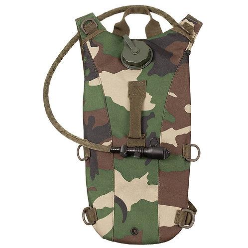 """MFH - Hydratie Rugzak """"Extreme"""" - 2,5 Liter - Woodland Camouflage"""