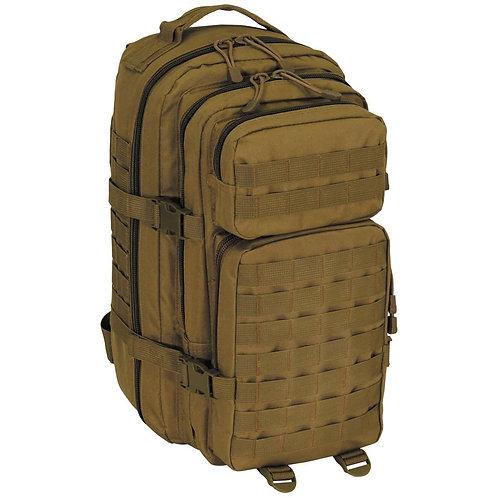 MFH - US Assualt 1 Basic Rugzak - Khaki