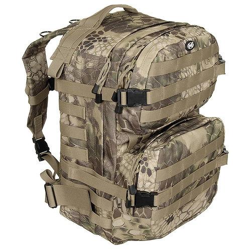 MFH - Assualt II - 40 Ltr. - Snake FG Camouflage
