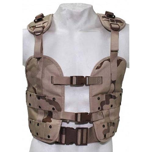 Koninklijke Landmacht - Bokkentuig - Load Bearing Vest - Desert Camouflage