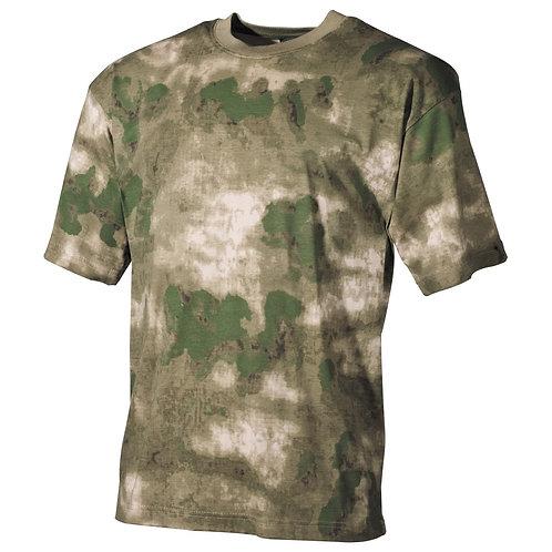 MFH - T-shirt  - HDT / Forest Camo