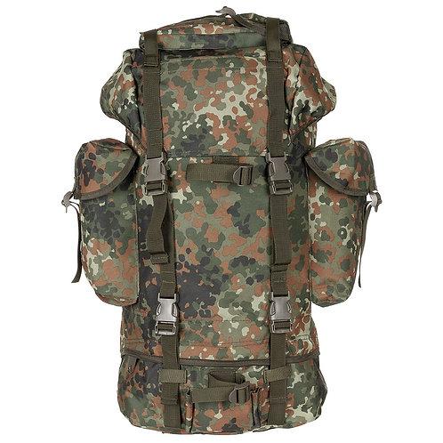 MFH - BW Gevechtsrugzak - 65 Ltr - Flecktarn Camo