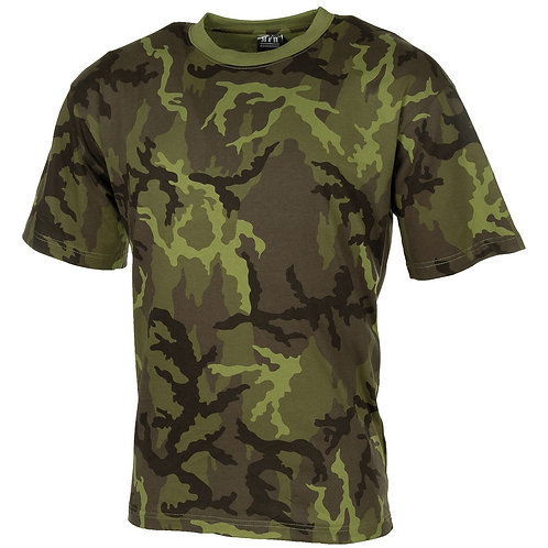 MFH - T-shirt - Korte Mouwen -M 95 CZ Camo