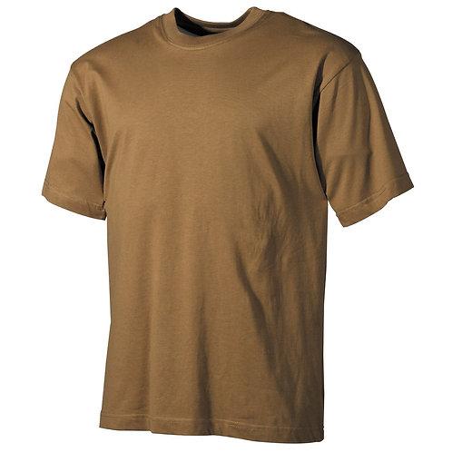 MFH - T-shirt - Korte Mouwen - Coyote