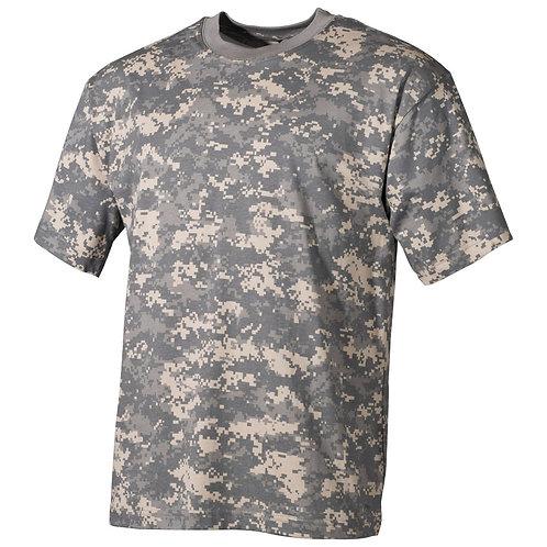 MFH - T-shirt - Korte Mouwen - AT Digital Camo