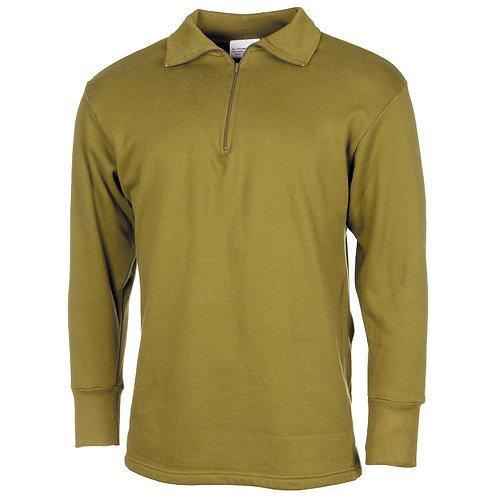 Koninklijke Landmacht - Thermo Shirt Met Kraag