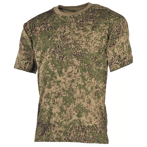 MFH - T-shirt - Korte Mouwen - Russian Digital Camo