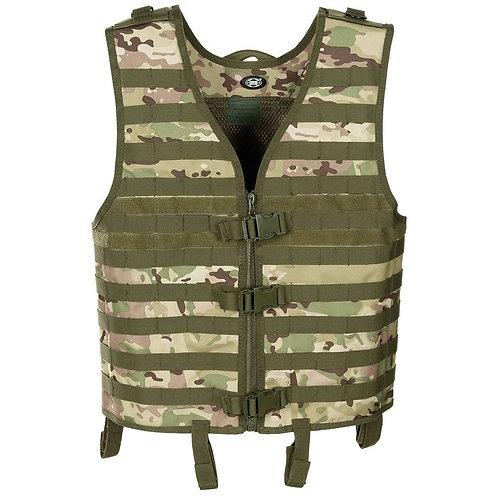 MFH - MOLLE Light - Tachtisch Vest - Operation Camouflage