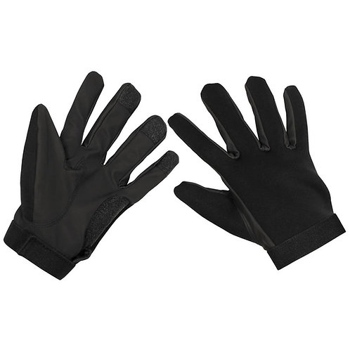 MFH - Werkhandschoenen - Zwart
