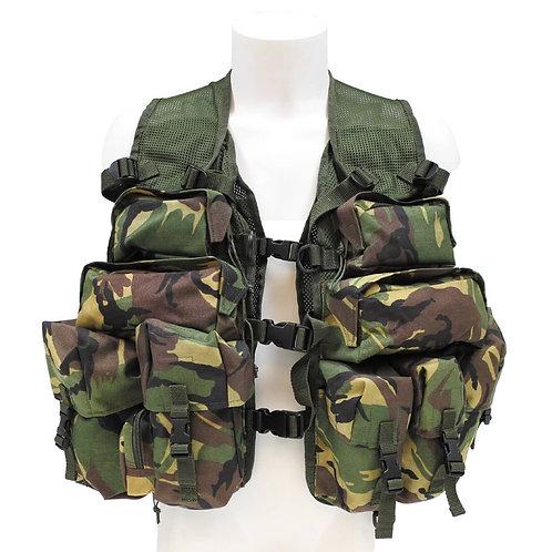 """Koninklijke Landmacht - Tactical """"OPS"""" Vest - Camouflage"""