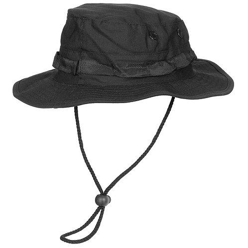 MFH - US Recon Hat - Ripstop - Zwart