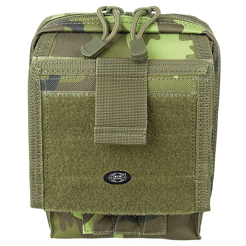 MFH - Kaart Pouch MOLLE - M95 CZ Camouflage