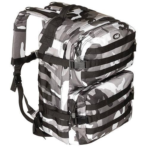 MFH - Assualt II - 40 Ltr. - Urban Night Camouflage