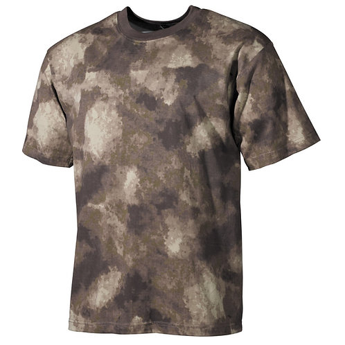 MFH - T-shirt - Korte Mouwen - HDT Camo