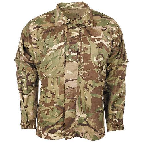 Engelse Leger - Warm Weer Gevechtsjas - MTP Camo