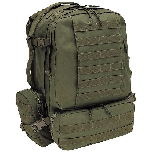 MFH - Tactical IT-Rugzak - MOLLE - Leger Groen