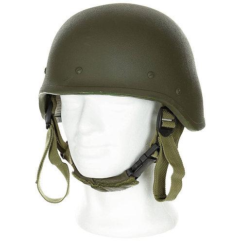 Italiaans Leger -Ballistieke Helm - T.P. - Groen