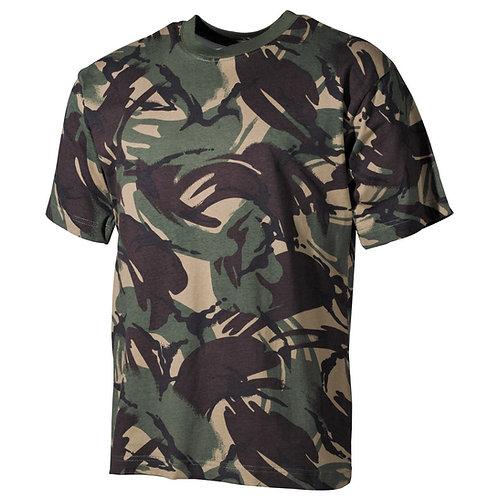 MFH - T-shirt - Korte Mouwen - DPM Camo