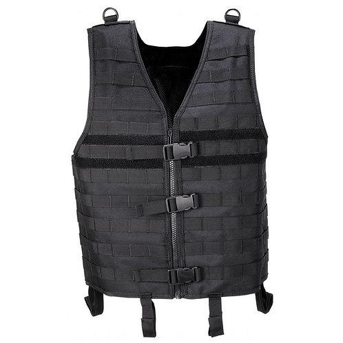 MFH - MOLLE Light - Tactisch Vest - Zwart